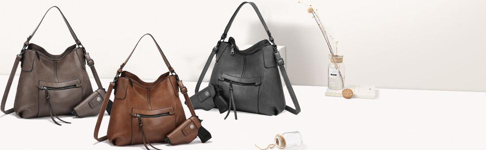 concealed carry purses hobo bag