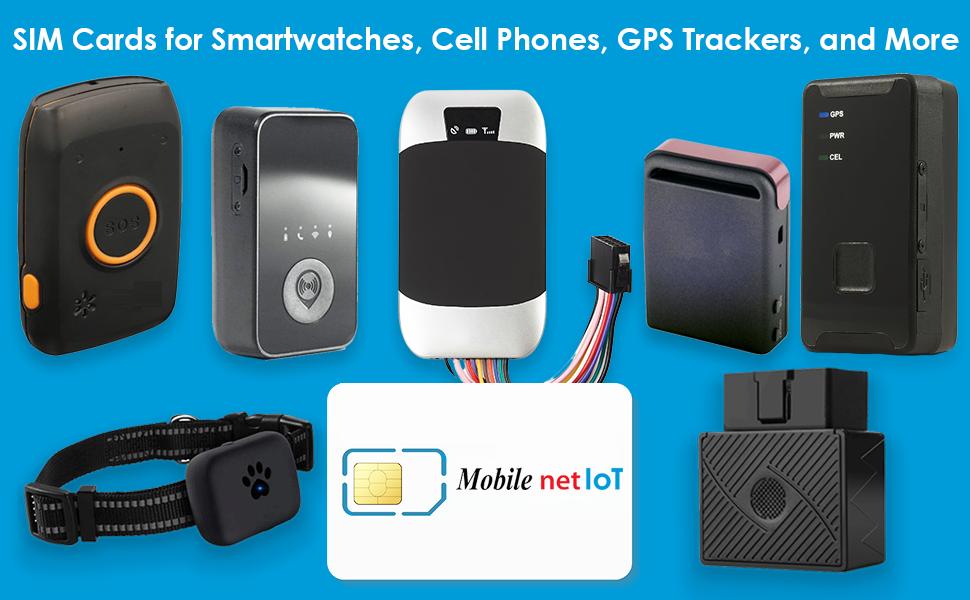 Mobile Net IOT Tracker Banner