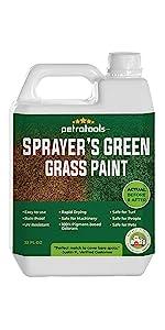 PetraTools Sprayer's Green