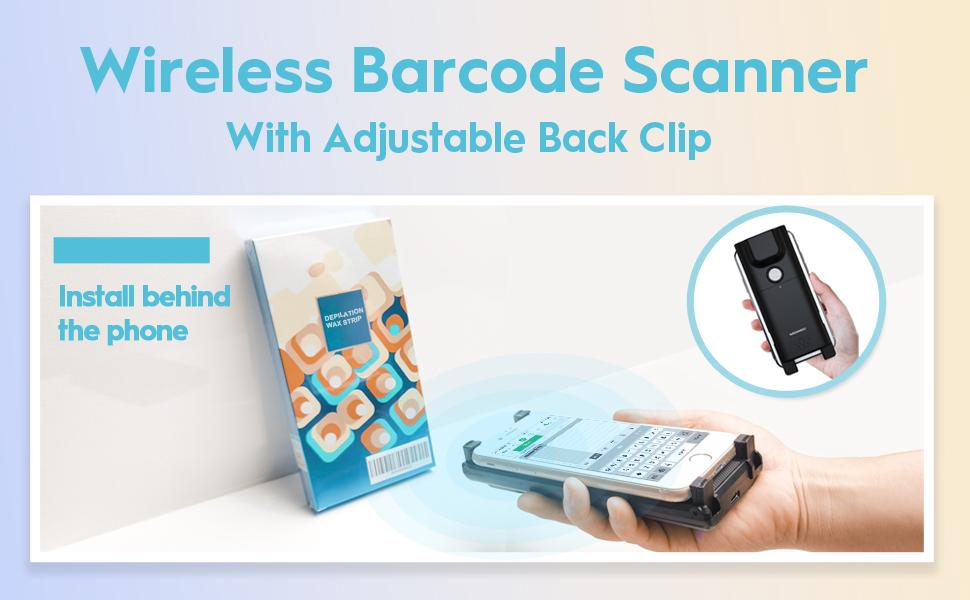 barcode scanner bar code reader