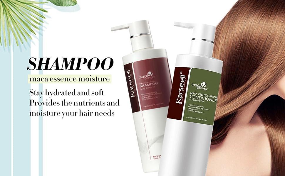 Karseell Shampoo and Conditioner Set 500ml+500ml