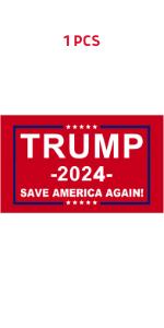 trump 2024 flag save america again