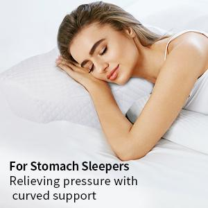 For Stomach Sleepers