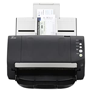 Fujitsu fi-7140 Scan Mixed Paper Sizes and Weights