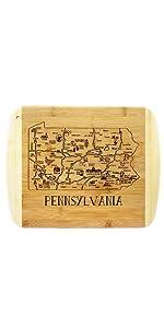 A Slice of Life Pennsylvania Board