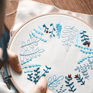 Embroidery Storage Cross Stitch Thread Floss Holder