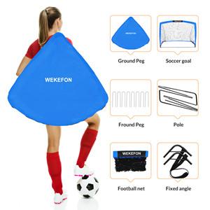 foldable soccer goals