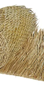 Mexican Straw Grass Thatch - Rolls