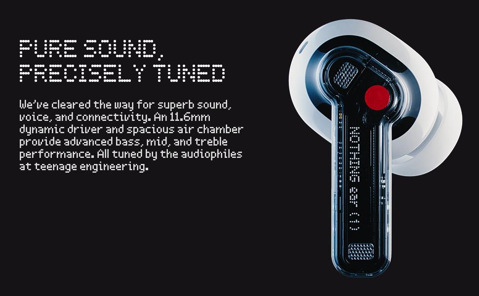 Pure Sound, Precisely Tuned
