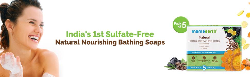 Natural Nourishing Bathing Soap