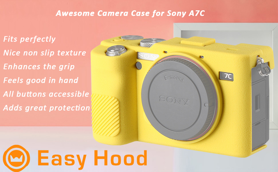 a7c case yellow