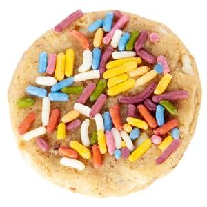 birthday cake vegan gluten free healthy cookie