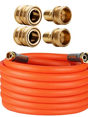 Garden hose with Quick connect
