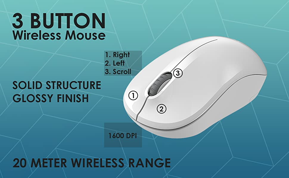 Polar Wireless Mouse