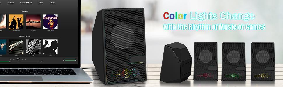 Computer Speakers for desktop