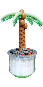 """60"""" Inflatable Palm Tree Cooler"""