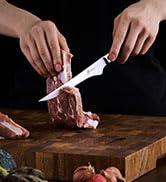 KYOKU Japanese Boning Knife Chef Butcher Knife