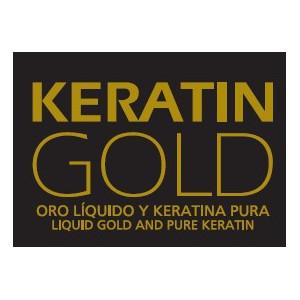 Keratin Gold con oro liquido e cheratina pura