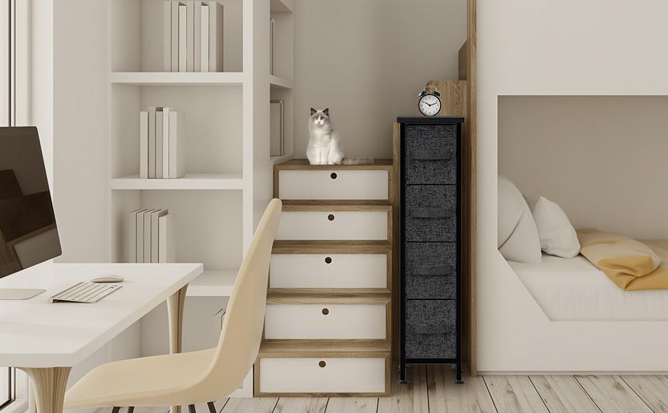 dresser storage organizer