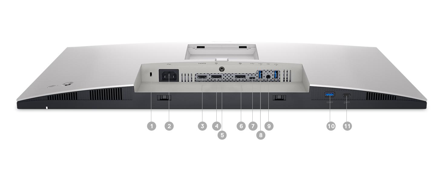 dell-ultraSharp-27-monitor-u2722d-port-and-slot-1464x600