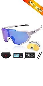X-TIGER Cycling glasses Sport glasses