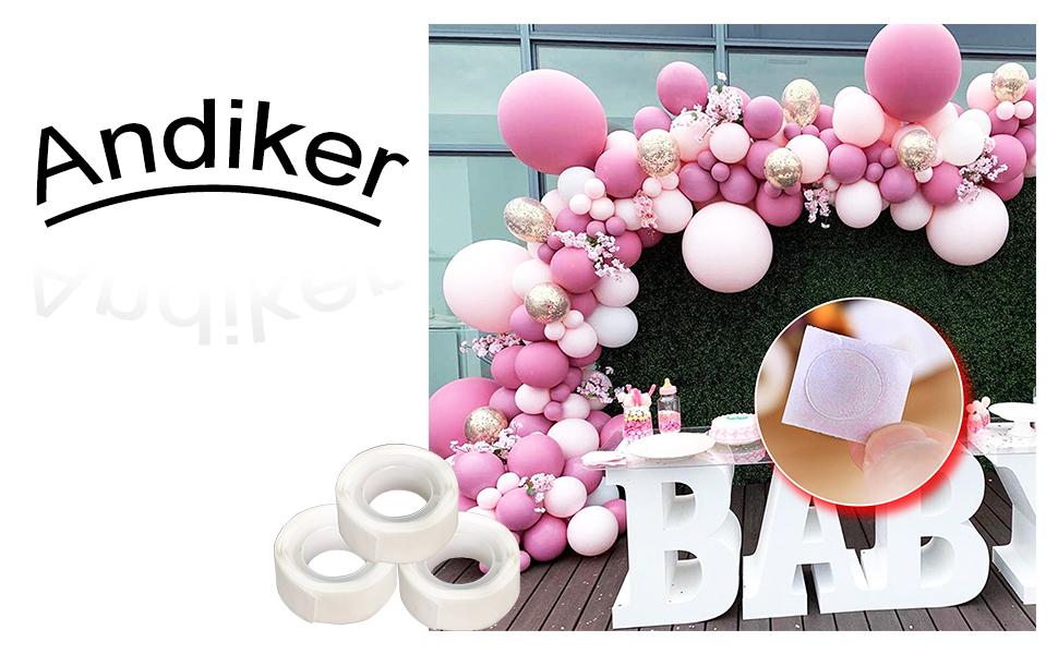 Andiker Balloon Glue Dots