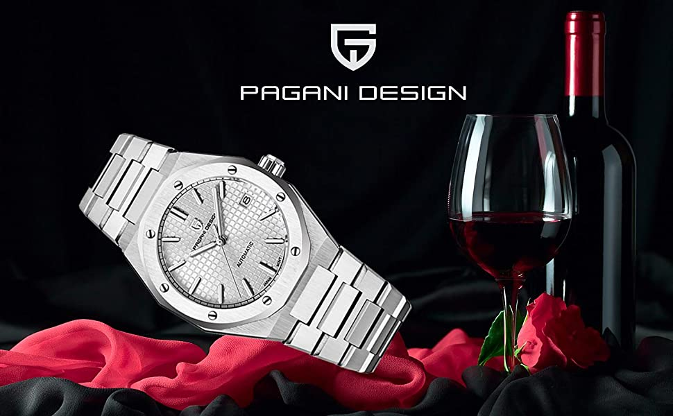 Pagani Design Men's Diving Watches Automatic