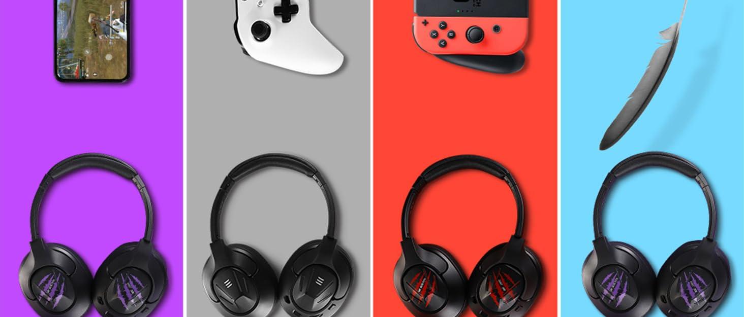 ultralight gaming headset
