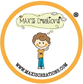 Max'is Creations Logo