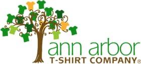 Ann Arbor T-shirt company logo