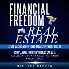 Financial Freedom, Real Estate Investing, Commercial Real Estate Investments, Buying & Selling Homes