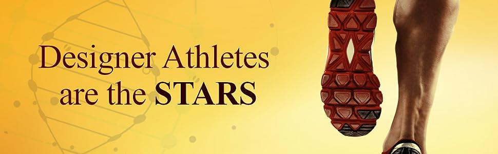 Designer Athletes are the STARS