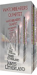 watchbearers quartet 3d cover