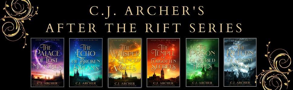 CJ Archer's After The Rift Series