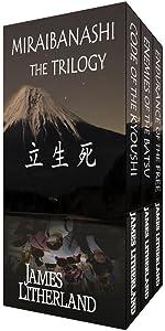 miraibanashi the trilogy 3d cover
