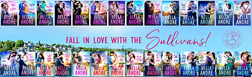 Fall in love with the Sullivans!