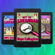 Made in Savannah Mystery Series