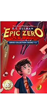 Epic Zero Books 1-3