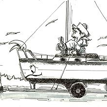 popular sailing novels,cruising guide to,sailing,cruising books, boating books, sailing books