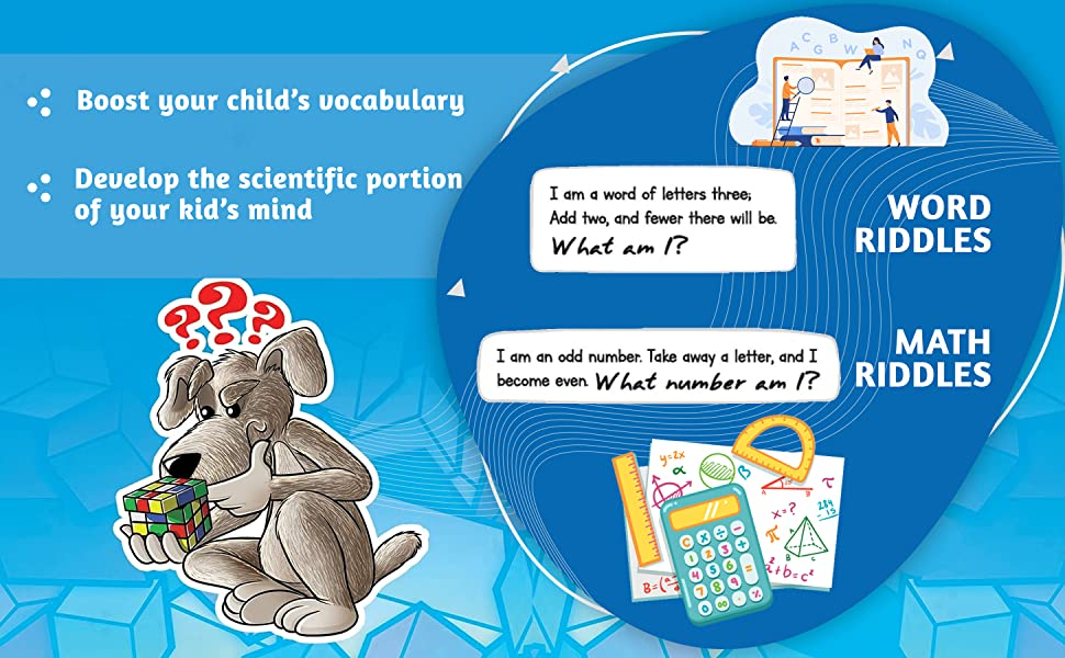 brain teasers and riddles for kids, riddles and trick questions, riddle book, brainteasers for kids
