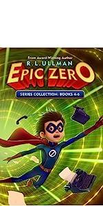 Epic Zero Books 4-6