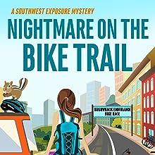 Bike race, book cover.