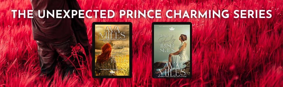 prince charming, Ireland, fairy tale, magical realism, series, brotherhood, farmers, fall in love