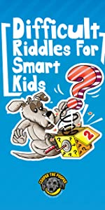 Difficult Riddles for Smart Kids (Vol 2)