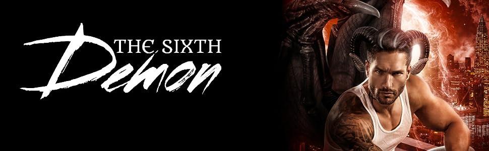 The Sixth Demon Series Logo