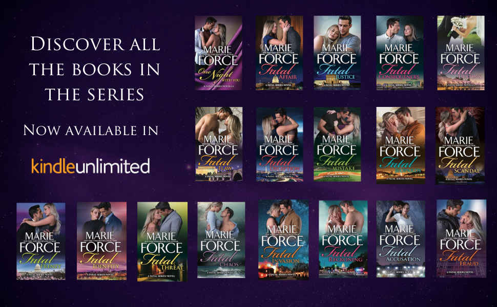 Discover all the books in the series, now in Kindle Unlimited