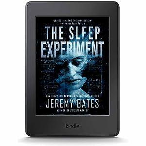 Jeremy Bates' bestselling novel The Sleep Experiment