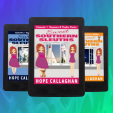 Sweet Southern Sleuths Short Stories
