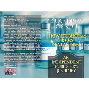 How I publish 22 books in a Pandemic