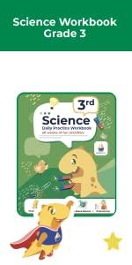 3rd Grade Science Workbook